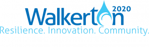 Walkerton - Resilience, Innovation, Community logo
